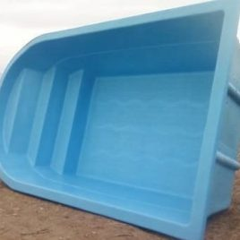 Piscina Rectangular 4,5 x 2,5 Prof. 1,2
