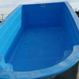 Piscina Rectangular 6,7 x 3,4 Prof. (1,3 a 1,7)