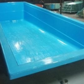 Piscina Rectangular 11 x 3,6 Prof. (1,2 a 2)